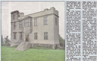 Wharfedale Observer Article
