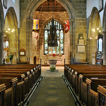 FEATURE skipton_church_holy_trinity_west_end_reordering_b